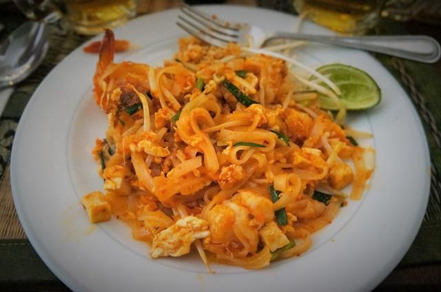 Pad Thai: comida tradicional tailandesa
