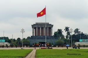 Mausoléu de Ho Chi Min