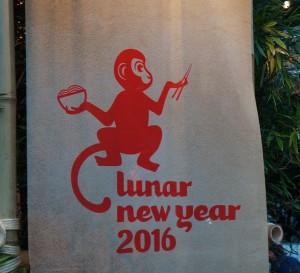 Ano Novo Chines: Ano do Macaco